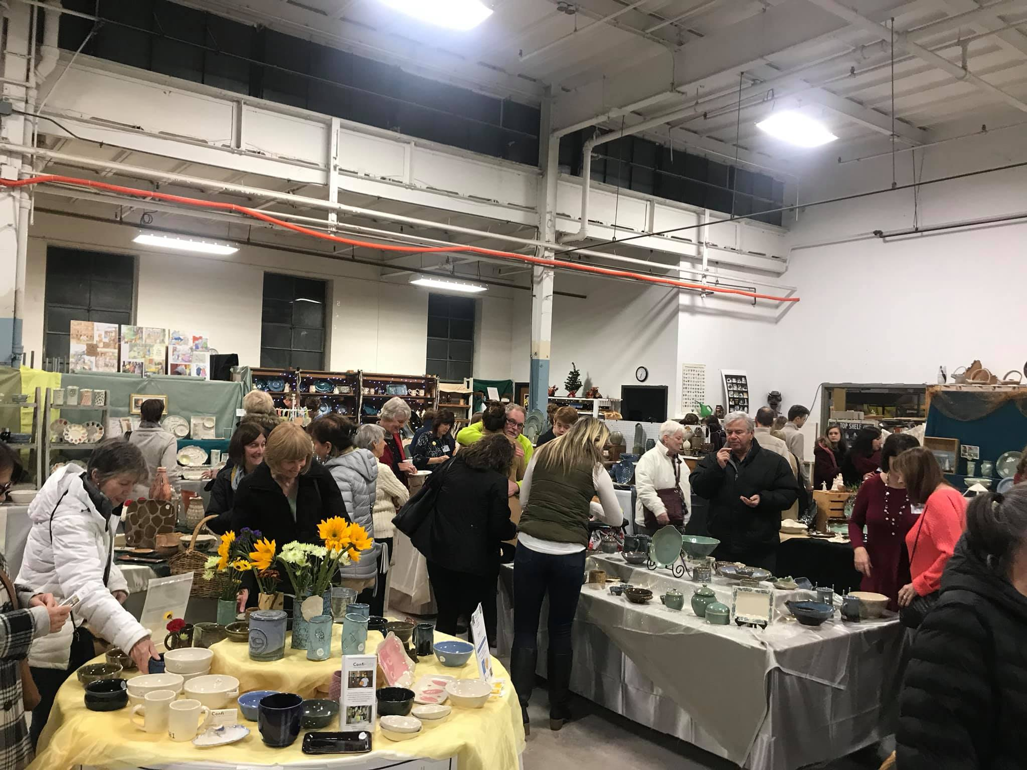 Potters Place Holiday Show