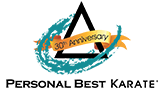 personal best karate supports confikids